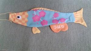 鯉のぼりプーカうはち